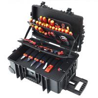 View Werkzeugkoffer mit Werkzeug