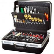 CLASSIC Werkzeugkoffer Kippzylinderschloss King-Size-Format