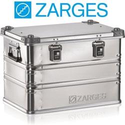 ZARGES Logistig Verpacken und Transportieren
