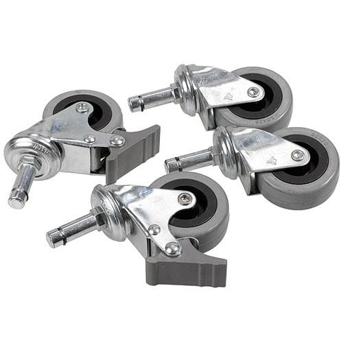 Rollen für Compact 37-62, 4 Stk