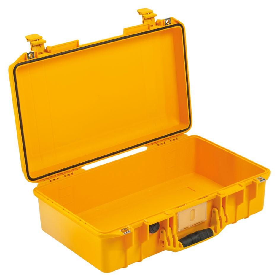Peli Schutzkoffer 1525Air leer, gelb