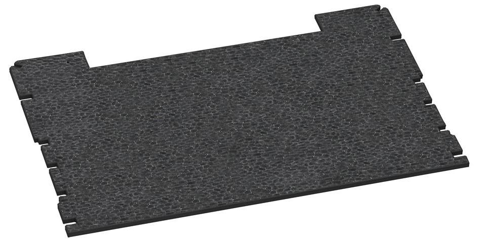 Deckeleinlage, EPP, 5 mm für systainer³  M