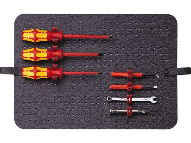 20 Werkzeugklammern, klein 900.008.988 für Lochtafel