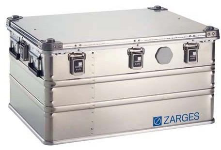 ZARGES Alu-Kiste K 470 - IP 67 - 379083 Inhalt 157 Liter