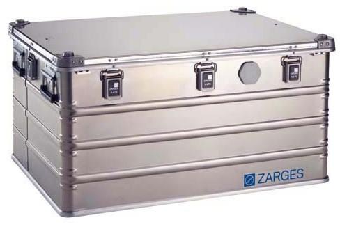 ZARGES Alu-Kiste K 470 - IP 67 - 379725 Inhalt 259 Liter