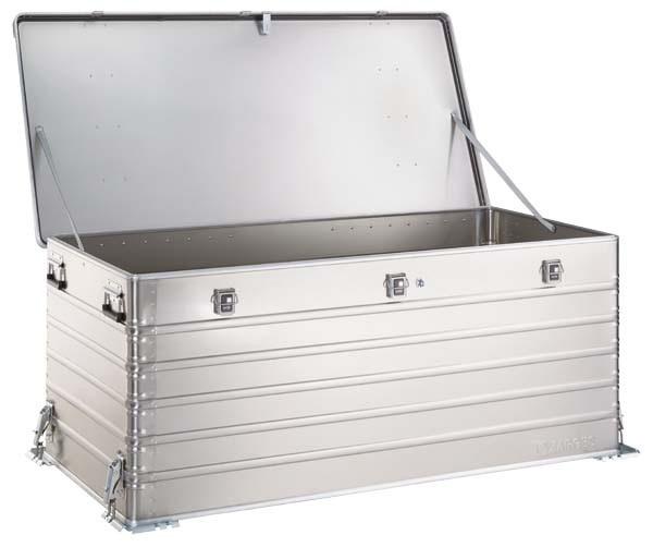 ZARGES Pritschenbox K470, abnehmbar 40513 Inhalt 829 Liter  offen