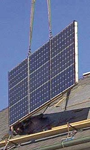 Kabelbinder Photovoltaik für den Außenbereich UV-beständig (Pro Verpackung 100 Stück)