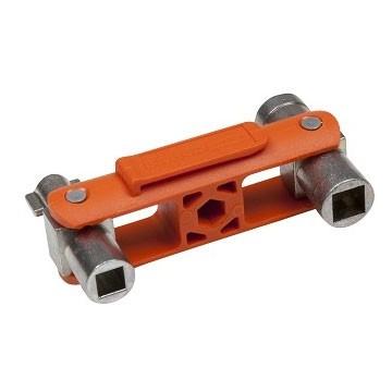 BAHCO Universal-Schaltschrankschlüssel, MK5