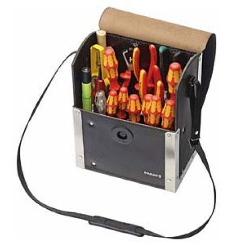 Top-LINE Werkzeugtasche mit Mittelwand 30.200.581