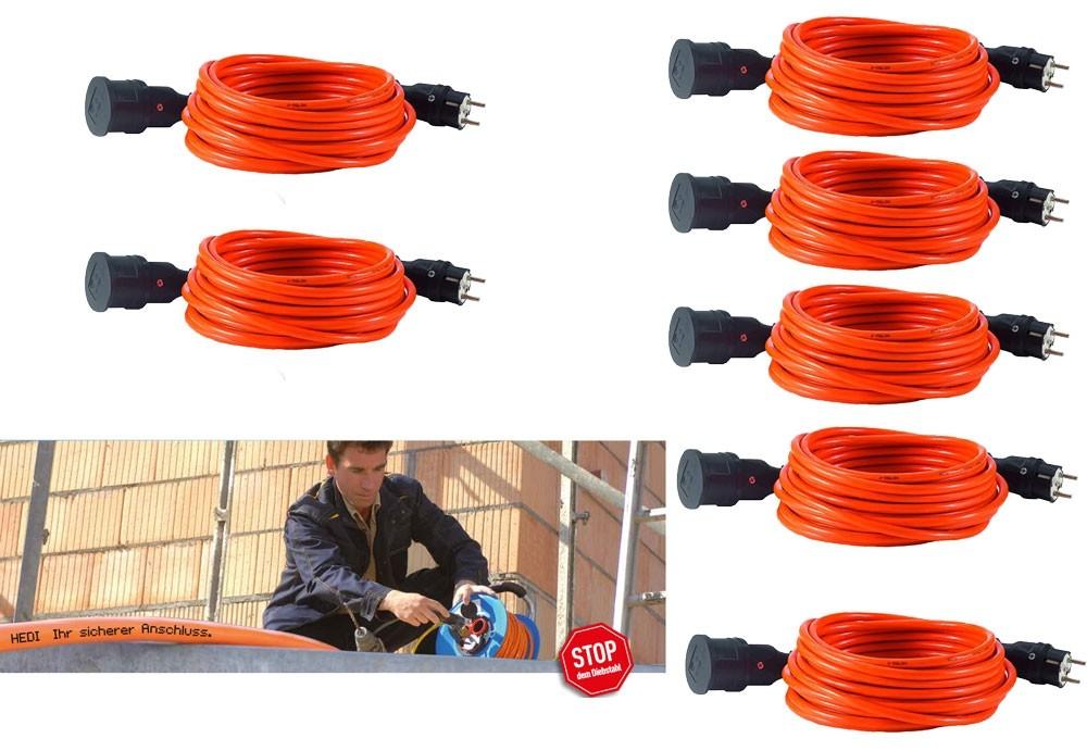 Bedruckungs-Paket 4 Orange