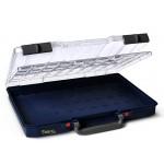 raaco CarryLite 55 5x10-0 DLU mit Sandwichdeckel mit U-Profile