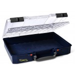 raaco CarryLite 80 5x10-0 DLU mit Sandwichdeckel mit U-Profilen