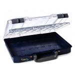 raaco CarryLite 55 4x8-0 DLU mit Sandwichdeckel mit U-Profile