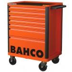 Bahco Werkstattwagen 1472K7 mit 7 Schubladen und Kantenschutz am Gehäuse
