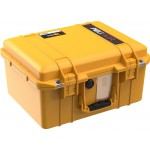 Peli Schutzkoffer 1507Air leer, gelb