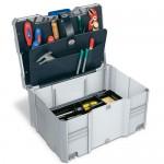 Werkzeug-systainer® T-Loc III 2-tlg