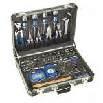 IRIMO Werkzeugkoffermit Werkzeugsortiment, 97-teilig