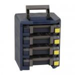 raaco HandyBoxxser 4x4x4 (bestückt)