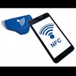 T-Loc, NFC-Verschluss blau