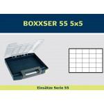 raaco Einsätze für boxxser 55 5x5-0