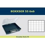 Einsätze für boxxser 55 6x6-0