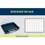 Einsätze für boxxser 80 8x8-0