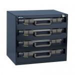 raaco SafeBox 55x4 (bestückt)