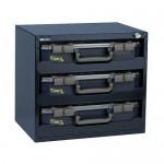 raaco SafeBox 80x3 (bestückt)