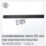 Scharnierband gross (55 cm) CHICAGO CASE