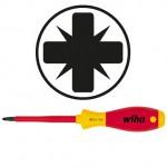Wiha SoftFinish® electric Pozidriv-Schraubendreher
