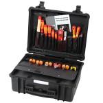 SOLID Wasserdichter Polypropylen-Werkzeugkoffer 5645