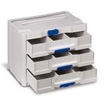 """systainer® T-Loc """"SYS-Sort IV / 3"""" mit 3 Schubladen, je Schublade inkl. 2 Trennstege"""